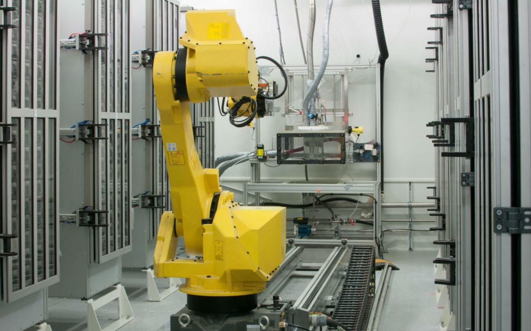 Technicien de production et de maintenance.