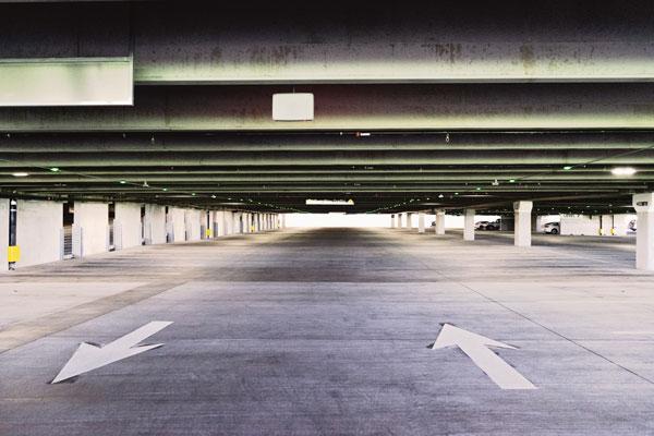 La qualité de l'air dans les parkings souterrains